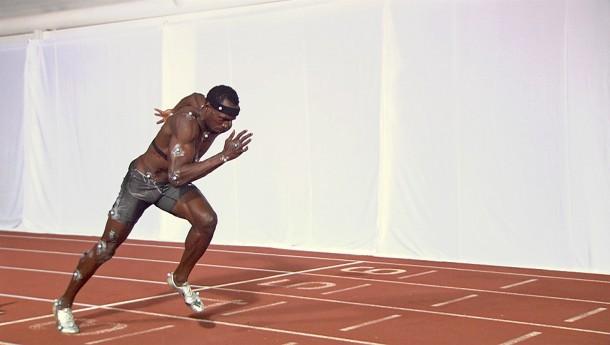 Usain Bolt na série O Milagre do Corpo