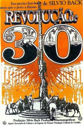 Resultado de imagem para revolução de 30 filme