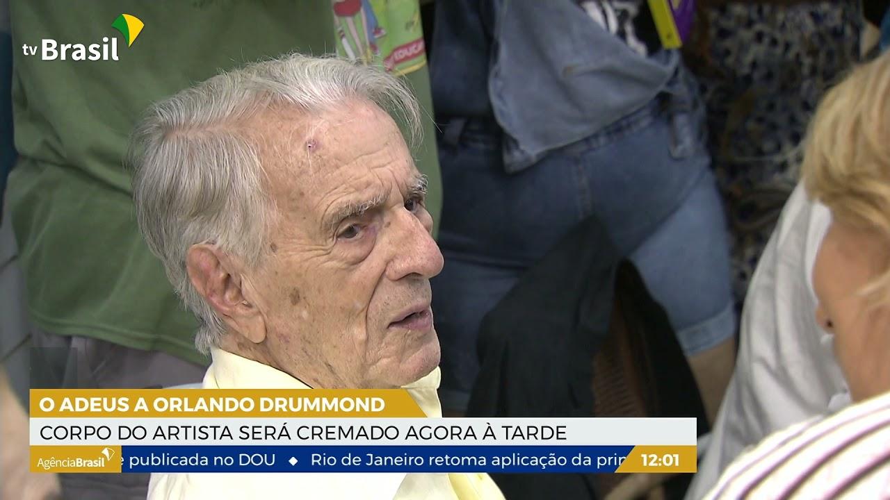 Orlando Drummond, o Seu Peru da 'Escolinha', morre aos 101 ...